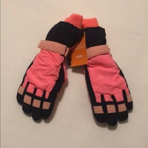 Gymboree winter water resistant gloves